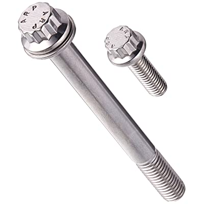 ARP (434-3202) Thermostat Housing Bolt Kit, Stainless Steel: Automotive