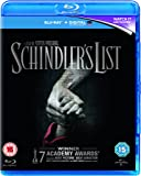 Schindler's List (Blu-ray + UV Copy) [1993]