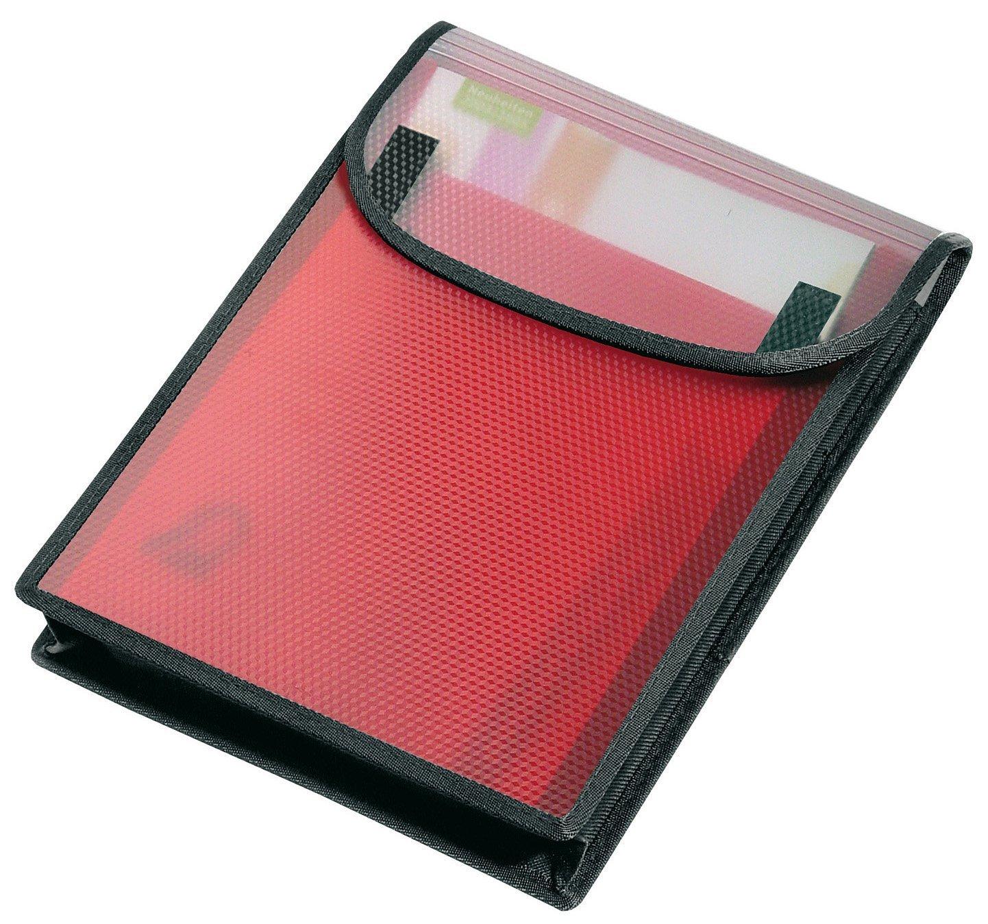 Veloflex Velobag Heftbox A4 hoch (5er Sparpackung, Rot) B00SLC53Z6 | Wir haben von unseren Kunden Lob erhalten.