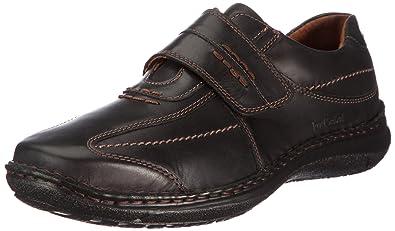 Chaussures Josef Seibel noires homme  Gris (Sequoia/Sequoia Blustery)  Bleu (Dark Blue/Metallic Silver-Solid/Dark Grey Gris Heather 0) adidas Originals Baskets 'Superstar' - B27136 - Taille EUR 45 1/3 - Couleur Blanc  42 EU Cg3NC