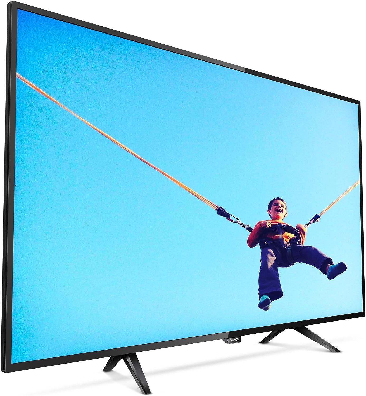Philips 43PFT5302/12 - Televisor Smart TV de 43 pulgadas (LED, Full HD, ultraplana, A++), negro: Philips: Amazon.es: Electrónica