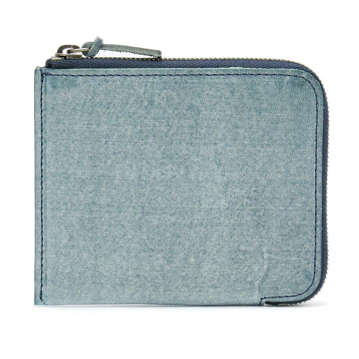 [ポーター]PORTER ウォール WALL 財布 015-03418 B004C5WAJS ブルー ブルー