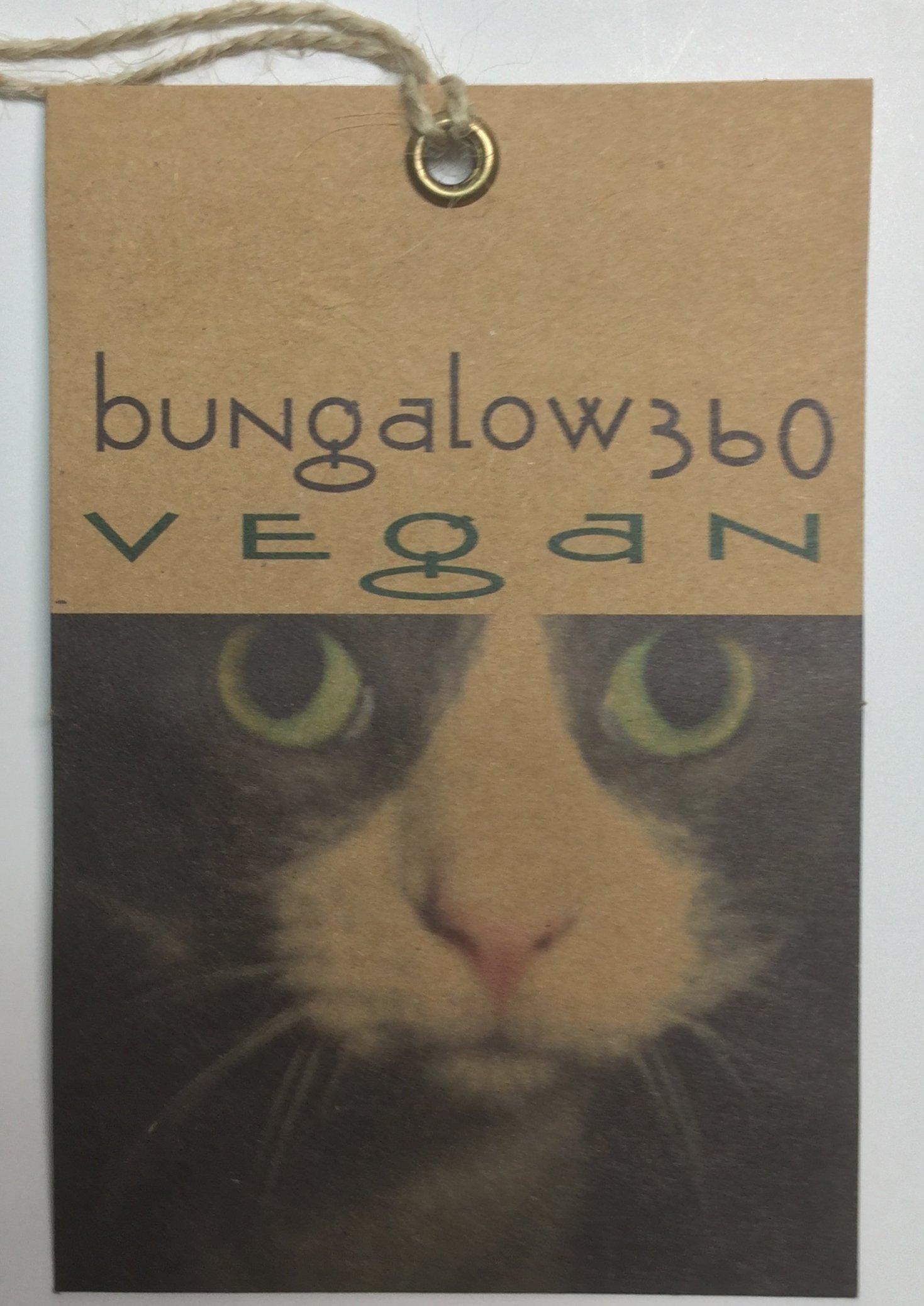 Bungalow 360 Original Vegan Leather Striped Hobo Bag (Nutmeg) by bungalow 360 (Image #6)