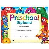 Amazon.com : Preschool Certificates (Pack of 30) : Blank ...