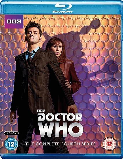 Doctor Who - Season 4 [Blu-ray]: Amazon.es: Cine y Series TV