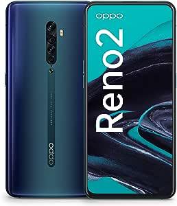 OPPO Reno 2 8/256 GB Ocean Blue Dual-Sim: Amazon.es: Electrónica