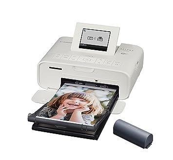 Canon Impresora de Fotos Selphy CP1200 Color Blanco Color ...