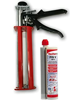 Fisher Chemical Injection Mortars FIS V 360: Amazon in