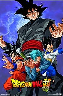Amazon Com Kopoo Dragon Ball Super Villain Wall Poster 12 X