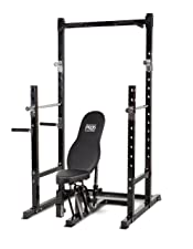 Marcy Platinum Power Rack with Bench
