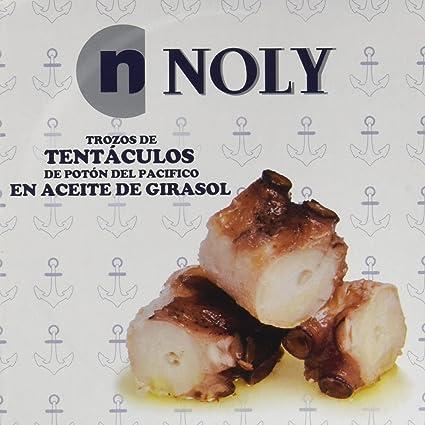Noly Tacos en Aceite Vegetal - 111 g