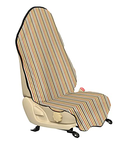 dbee94197bb Amazon.com  Ambesonne Vintage Car Seat Cover
