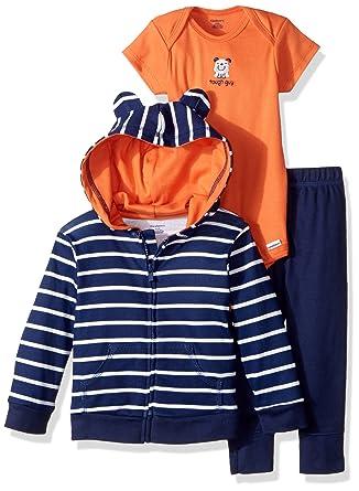 Amazon.com: Gerber - Conjunto de chaqueta con capucha y ...