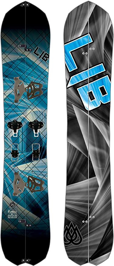 c3602666c89 Amazon.com   Lib Tech T. Rice Gold Member FP Blem Splitboard Mens ...