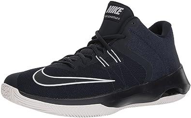 ad77ae501355 Nike Men s Air Versitile II Basketball Shoe Dark Obsidian Wolf Grey 13.0  Regular US