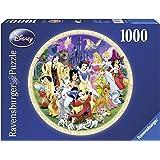Ravensburger 15784 Protagonisti Disney Puzzle 1000 pezzi Fantasy