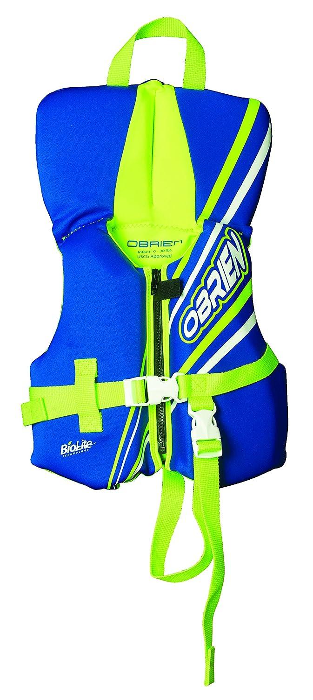 品質検査済 O'Brien Blue/Green, Infant Neoprene Vest, Life Vest, Blue/Green, B00NPL5T5W 30-Pound by O'Brien B00NPL5T5W, イタノチョウ:7708e1bc --- a0267596.xsph.ru