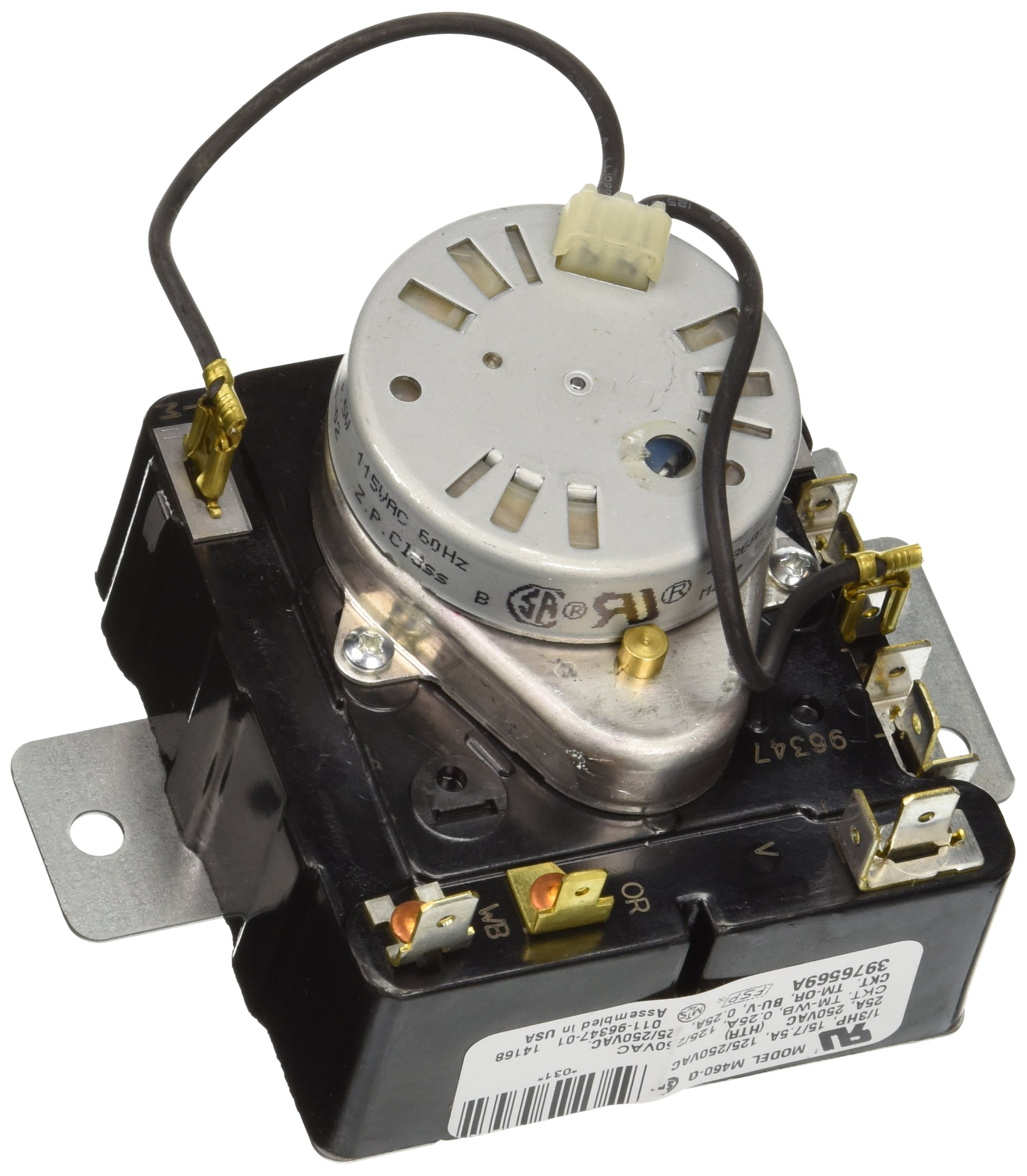 Whirlpool 3976569 Timer by Whirlpool