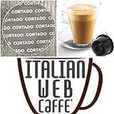 32 capsule CORTADO compatibili Nescafè Dolce gusto