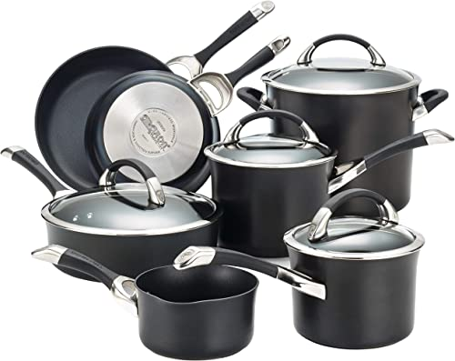 Circulon-87376-Symmetry-Hard-Anodized-Nonstick-Cookware-Pots-and-Pans-Set