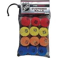 Franklin Sports NHL Mini pelotas de espuma - ,  Pack de 12