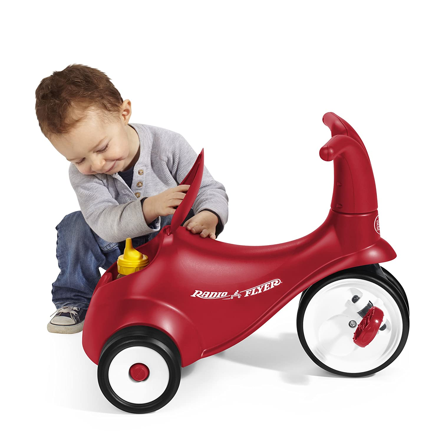 Amazon Radio Flyer Scoot 2 Pedal Toys & Games