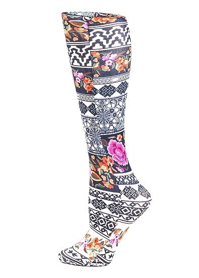 637ab104f9 Amazon.com: Celeste Stein CMPS2-1962 Therapeutic Compression Socks ...
