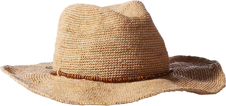 Hat Attack Women's Raffia...