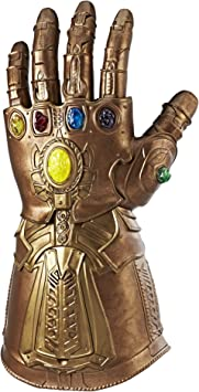 Comprar Marvel Avengers - Guantelete electrónico articulado (Hasbro E0491EU4)