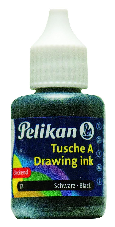 Pelikan Black Drawing Ink 30ml CHARTPAK 211862