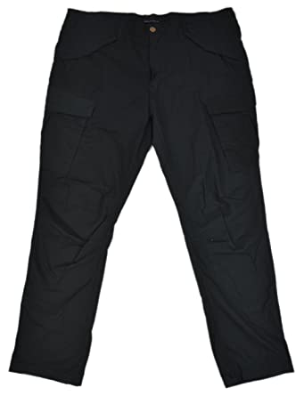 ed5e659360 Sean John Pants Rip Stop Cargo Pants pm black at Amazon Men's Clothing  store: