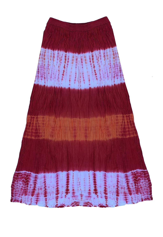 Ayurvastram ピュアコットン縮み艶出しブロックプリントロングスカート B075VDDCW5 Size Red 5X; Dye Body Waist: Waist: 52 in Red Orange Tie Dye Red Orange Tie Dye Size 5X; Body Waist: 52 in, ベルコスメ(美容コスメ香水):4e47b3ba --- smtp2.ferraridentalclinic.com.lb