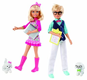 barbie and her sisters in a pony tale twins max and marie doll 2 - Barbie Marie