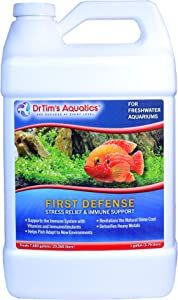 Dr. Tim's Aquatics Bene-FISH-al Gammarus Grinder Fish Food Enhancement Refill – High Protein, Low Fat Fish Treat – Adds Extra Flavor, All Natural – For Freshwater, Marine Aquaria – 0.62 Oz.
