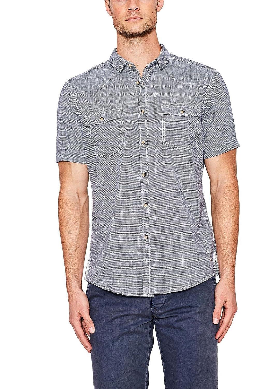 TALLA M. edc by Esprit Camisa para Hombre
