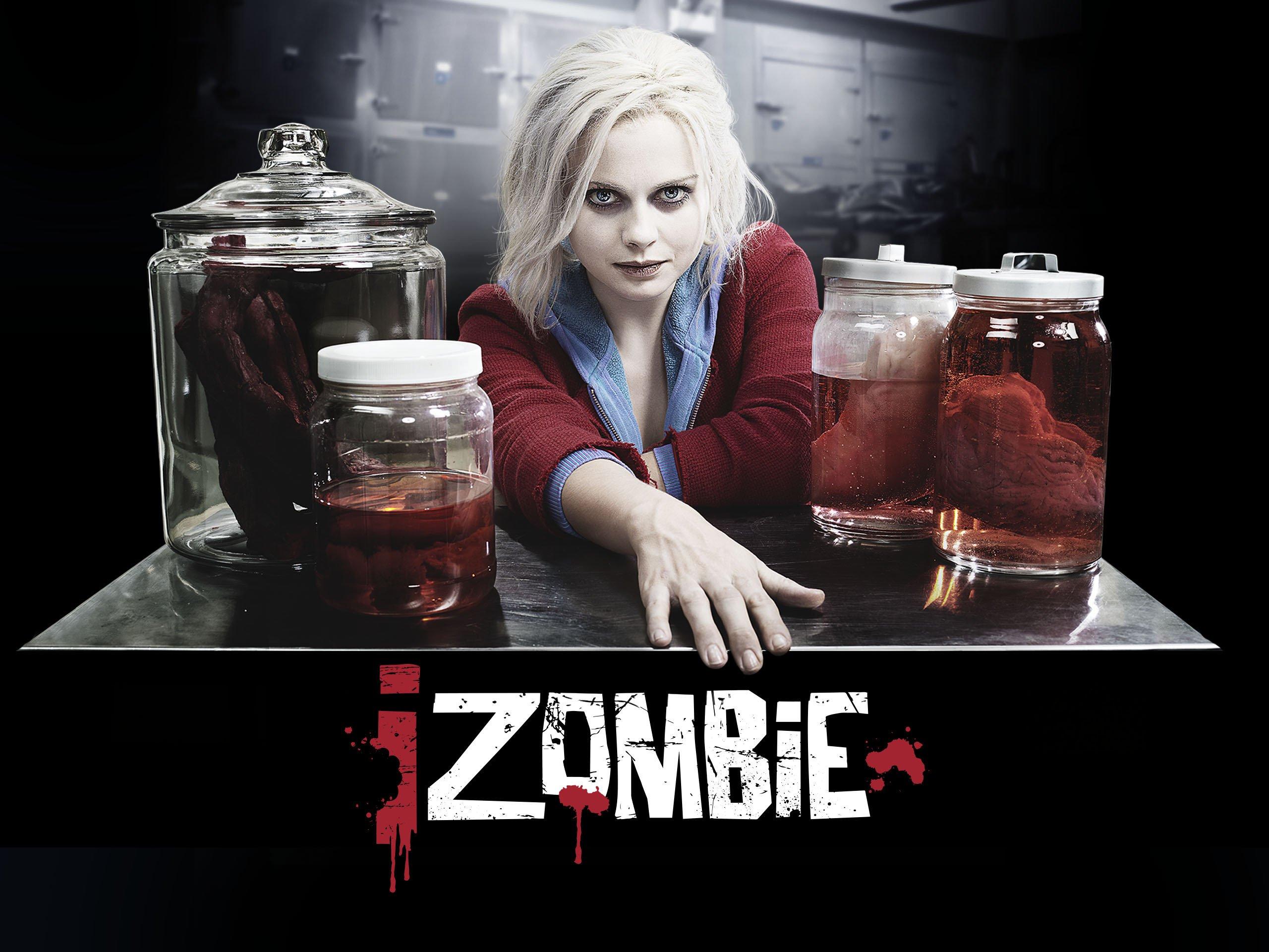 amazon com izombie the complete second season rose mciver