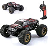 RC Off Road Monster Truck,GP TOYS RC Car S911 1/12 Scale2.4Ghz 2WD High Speed Radio Controled Cars 33MPH
