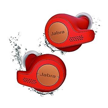 Jabra Elite Active 65t Auriculares estéreo Totalmente inalámbricos con Bluetooth® 5.0 y Alexa integrada, para Deporte, Cobre y Rojo: Amazon.es: Electrónica
