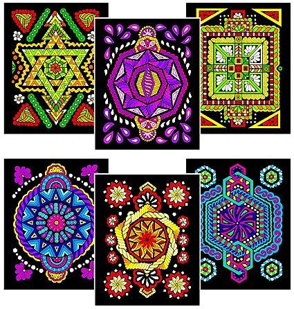 Amazon.com: Triangle, Octagon, Square, Circle, Pentagon, Hexagon - 6 ...