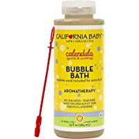 California Baby Calendula Aromatherapy Bubble Bath, 384ml