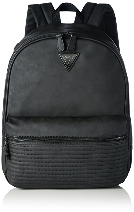 Unica Guess Negro Backpack Amazon Mochila nero Casual New Para Complementos Talla Hombre Y es Cool Eu Zapatos 0r7qv0