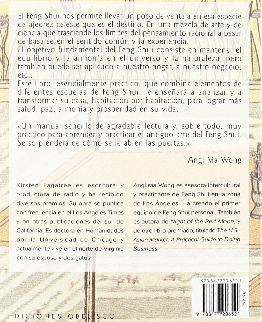 Amazon.com: Feng Shui Para El Hogar (Spanish Edition) (9788477206521): Kirsten M. Lagatree: Books