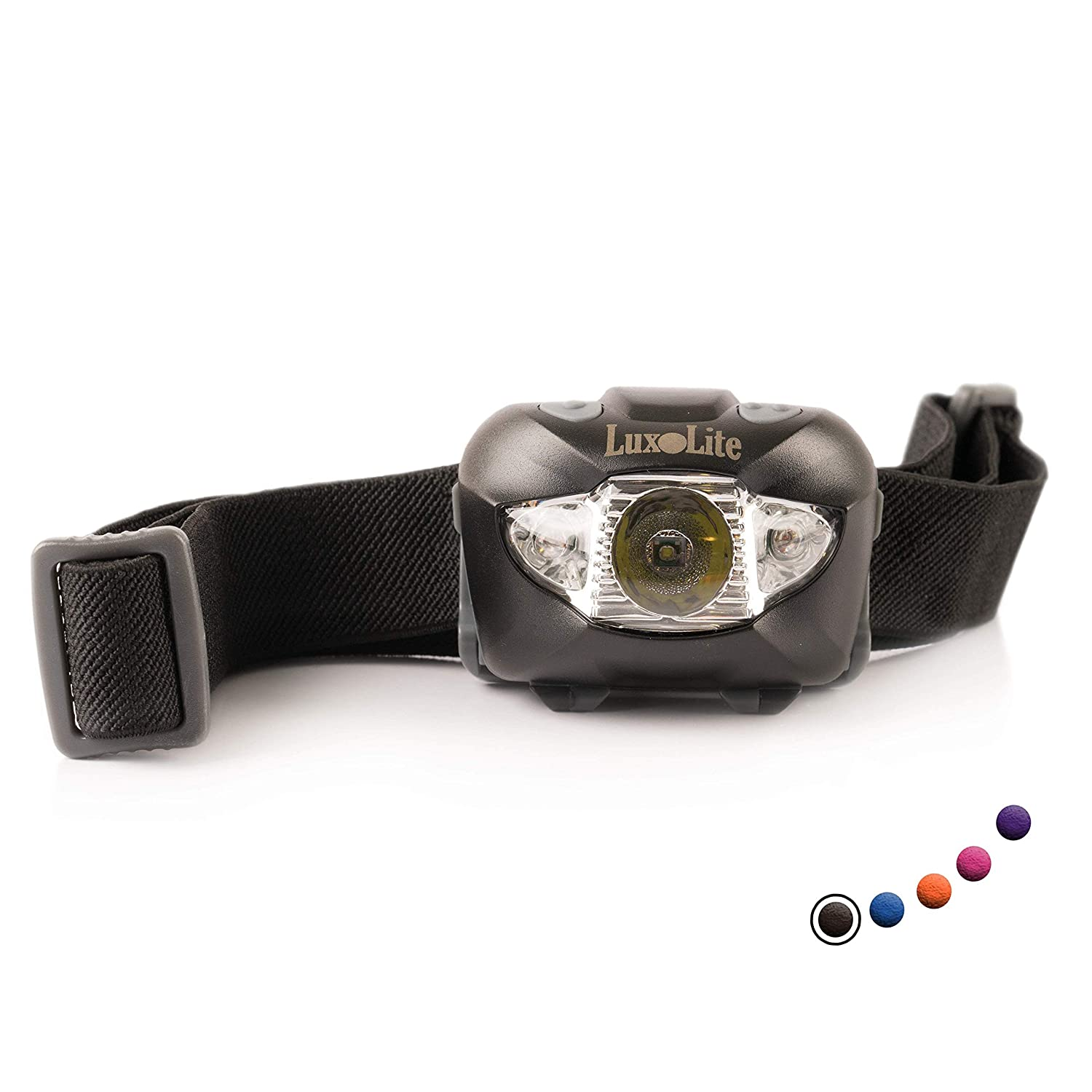 Luxolite LED Headlamp Flashlight