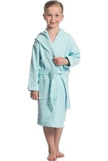 58f9def0f0 PUMA Active Peignoir de bain Enfant: Amazon.fr: Sports et Loisirs
