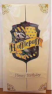 Handmade Harry Potter Inspired Birthday Card Hufflepuff Amazon