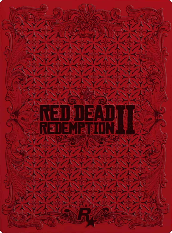 Steelbook Red Dead Redemption 2: Amazon.es: Videojuegos