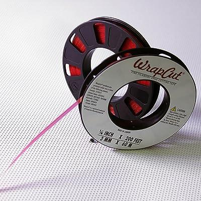 VViViD Wrap Cut Vinyl Wrap Edge Cutting Detailer Tape 200ft (1 roll): Automotive