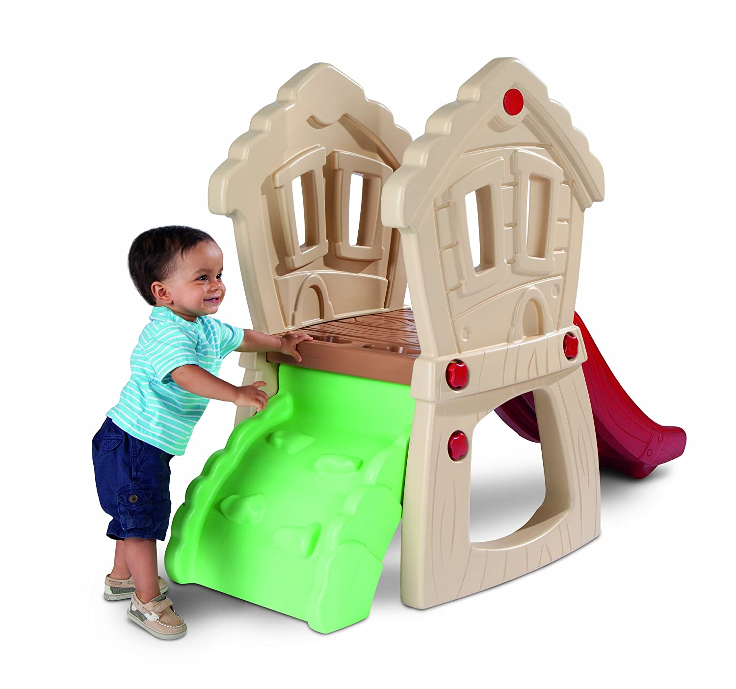 Amazon Little Tikes Hide and Seek Climber Toys & Games