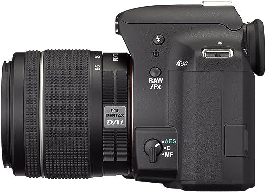 Pentax K50 - Cuerpo de cámara réflex, Rojo: Amazon.es: Electrónica