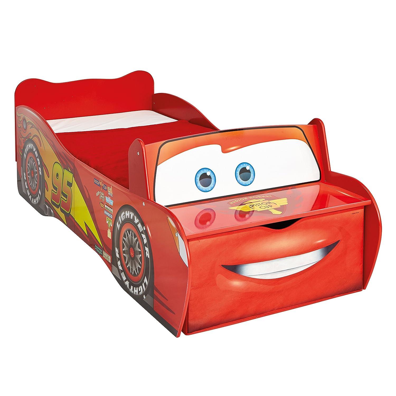 sale retailer ac86e 78efc Disney Cars Lightning McQueen Kids Toddler Bed by HelloHome